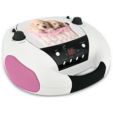 Interactive CD52 - Dogs, Analogico, FM, Lettore, CD-R, CD-RW, Ripeti tutto, Ripeti una, MP3