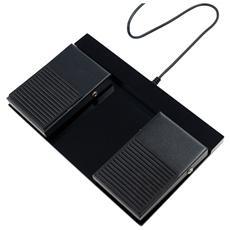 Interruttore PC Connessione USB Layout Standard Nera USB 2FS-2