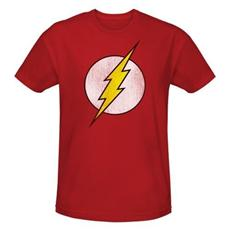 Dc Comics - Flash - Logo (T-Shirt Unisex Tg. S)