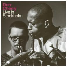 Don Cherry - Live In Stockholm (2 Lp)