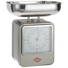 Bilancia da Cucina Analogica Silver
