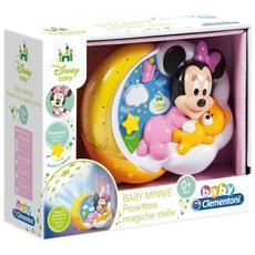 Baby Minnie Proiettore Magiche Stelle