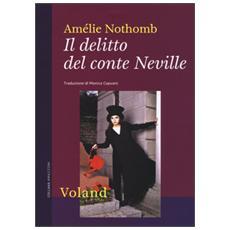 Delitto del conte Neville (Il)