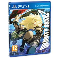SONY - PS4 - Gravity Rush 2