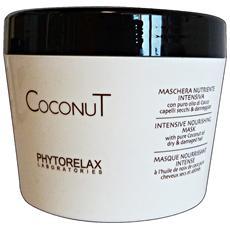 Coconut Maschera Nutriente Intensa Vaso 250 Ml. Prodotti Per Capelli
