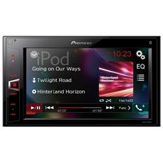 """Sintolettore MVH-AV290BT Lettore CD / DVD Display 6,2"""" Bluetooth AUX-In"""