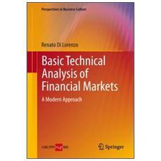 Basic technical analysis of financial markets. A modern approach