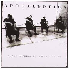Apocalyptica - Plays Metallica By Four Cellos (Remastered 20th Anniversary) (2 Lp+Cd)