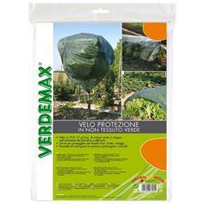Velo Di Protezione In Tnt Verde 17g / mq 1,6x10 M