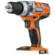 Compact Hammer Drill Aeg 18v Agli Ioni Di Litio - Senza Batteria Caricabatterie Bsb 18c-0
