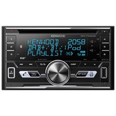 DPX-7100DAB Nero autoradio