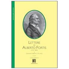 Lettere di Alberto Fortis (1741-1803) a Giovanni Frabboni