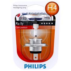 Lamp. 12v - H4 Rally B1 12v 10
