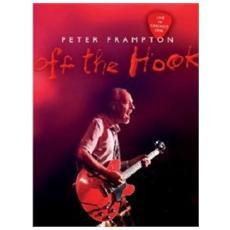Dvd Frampton Peter - Off The Hook - Live