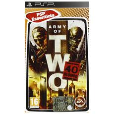PSP - Essentials Army Of Two The 40th Day