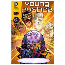 Young Justice. Kidz. Vol. 3