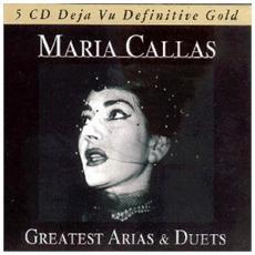Callas Maria Greatest Arias & Duets