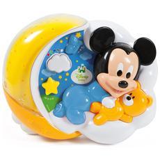Baby Mickey Proiettore Magiche Stelle