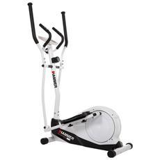 Ellittica CT5 8 livelli di resistenza pedali pre-regolabili Volano 12 kg