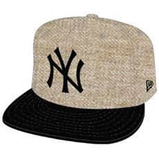 Cappello Heather Contrast 59fifty Ny Yankees 7,125 Beige Nero