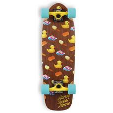 """Cruiser Sweet Home 27.5"""""""" S01cr0009 Skateboard Tipo Cruiser Completo - Componenti Di Alta Qualità"""