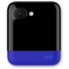 POP 89 x 108mm Nero, Blu fotocamera a stampa istantanea