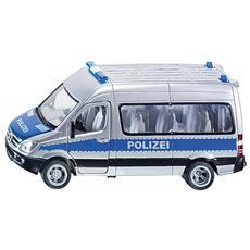 Furgoncino della Polizia