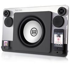 Sistema Audio Portatile Bayan 7 con Dock per iPod / iPhone colore Nero