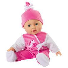 Bambola Baby Laura Parlante 38 Cm