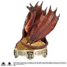 Porta Incenso Drago Smaug Lo Hobbit Incense Burner 25 Cm