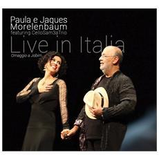 Paula E Jacques Morelenbaum - Live In Italia