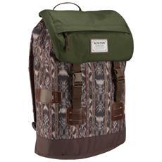 Zaino Tinder Backpack Marrone Verde Unica