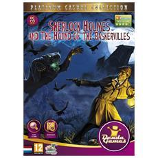 Sh. Holmes The Hound Of Basker, PC, Avventura, CD