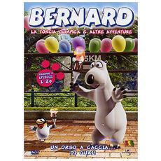 DVD BERNARD - STAGIONE 02 #01 (ep. 01-26)