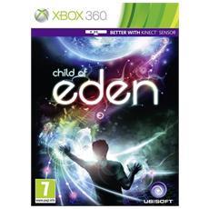 X360 - Child of Eden (Compatibile con KINECT)