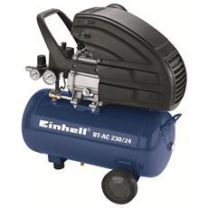 BT-AC 230/24 Compressore Potenza 1500 W Colore Blu