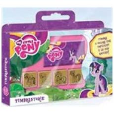 Timbrastorie. My Little Pony. Con gadget