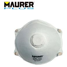 Mascherina di protezione monouso Classe FFP1 con valvola conf. 10 Pz