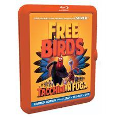 Brd Free Birds - Tacchini. . . (2d+3. D+dvd)