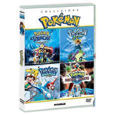 Dvd Pokemon Collezione (4 Dvd)