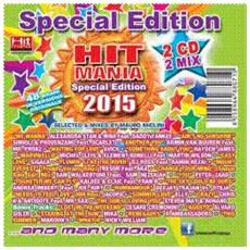 Cd Aa. Vv. Hit Mania Special Edition 2015 (iva Ass