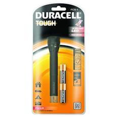 Flashlight DURACELL Tough - 1 x LED - 100 Lumen - 2 x AA