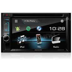 Sintolettore DVD DDX4017BT Bluetooth Potenza 4 x 50W Supporto MP3 / WMA / AAC / WAV / FLAC / USB / AUX Nero