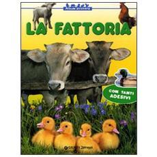La fattoria. Con stickers