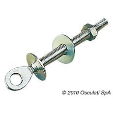 Anello inox mm 8x80