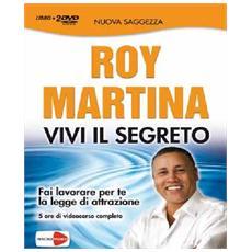 Vivi Il Segreto (Roy Martina) (2 Dvd+Libro)