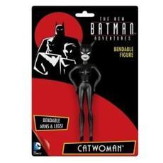 Figura The New Batman Adventures Bendable Figure Catwoman 14 Cm