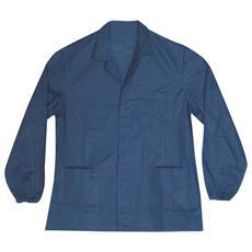 Giacca Serie 100 In Cotone Colore Blu Taglia 64