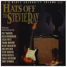 L. A. Blues Authority - Hats Off To Stevie R