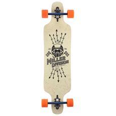 """Longboard Road Proof 39.5"""""""" S01lb0047 Skateboard Tipo Longboard Completo - Componenti Di Alta Qualità"""